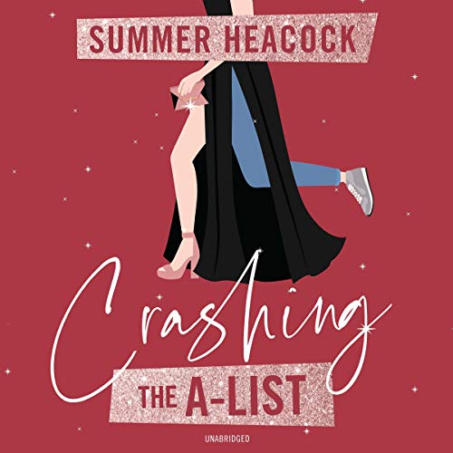 Crashing the A-List  By  cover art