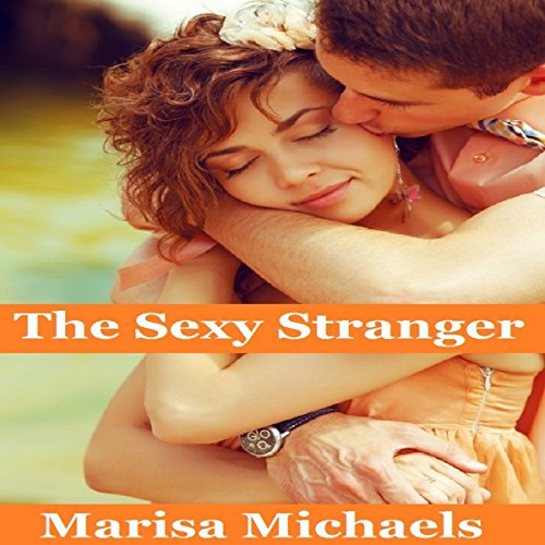 The Sexy Stranger audiobook cover art
