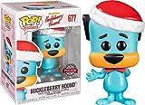 Funko POP! Animazione Hanna-Barbera 677 Huckleberry Hound w/Santa Hat Vinyl Figure Special Edition Esclusiva