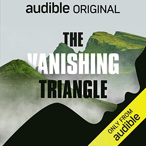 The Vanishing Triangle Audiobook By Claire McGowan cover art
