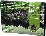 Velda 127590 Bewuchsmatte mit Pflanzentaschen für den Teich, 110 x 105 cm, Overgrowing Mat