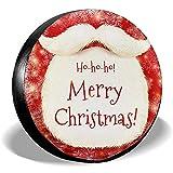 Kncsru Reifendecke Eve Red Pattern Skandinavisches Weihnachtsmuster Xmas Deer Snowflakes Wetterfeste Radabdeckung
