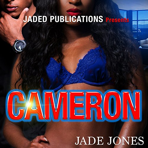 Cameron audiobook cover art