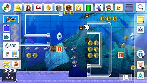 スーパーマリオメーカー2-Switch