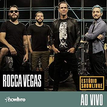 Rocca Vegas no Estúdio Showlivre (Ao Vivo)