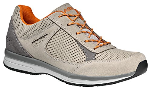 Asolo Asama ML Chaussures, Femme, Asama ML, Beige/Gris (Ice/Cendre)