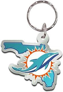 Suchergebnis Auf Für Schlüsselanhänger Für American Football Fans Miami Dolphins Schlüsselanhänge Sport Freizeit