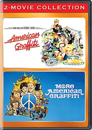 American Graffiti / More American Graffiti 2-Movie Collection