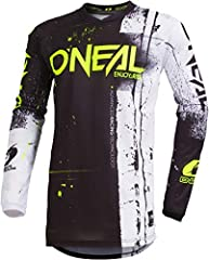 Oneal ELEMENT JERSEY Equipación para Montar En Bicicleta y Motocross, L, Negro