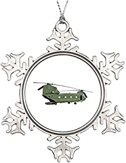 Tree Branch Decoration Chinook Helicopter Christmas Home Decorations Chinook Helicopter