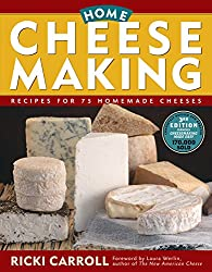 Book Review: Home Cheese Making