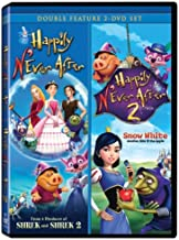 Happily N'Ever After 1 & 2 Double Feature