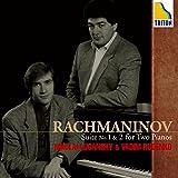 ラフマニノフ:2台のピアノのための組曲 第 1番&第 2番