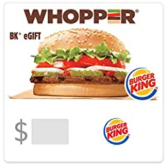BK eGifts can only be redeemed by presenting the sixteen (16) digit code at Participating Restaurants by showing a crew member the code on your smartphone or in printed format. Redemption: Online only No returns and no refunds on gift cards.