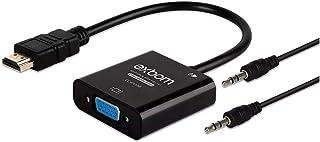 Adaptador/Conversor HDMI para VGA com Áudio