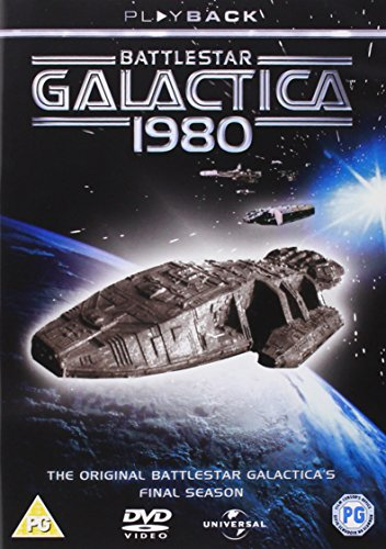 Battlestar Galactica 1980-the Complete Series [Reino Unido] [DVD]