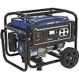 Powerhorse Portable Generator - 2500 Surge Watts, 2000 Rated Watts, EPA Compliant