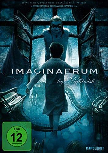 Imaginaerum by Nightwish (Blu-ray [Alemania] [Blu-ray]