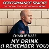 My Drink (I Remember You) (Performance Track In Key Of Gb)