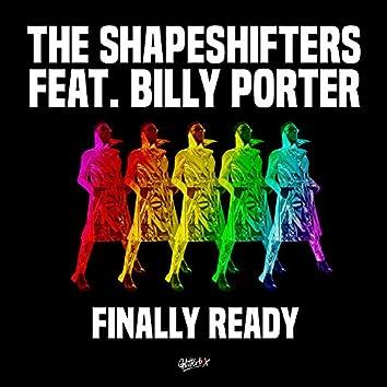 Finally Ready (feat. Billy Porter)