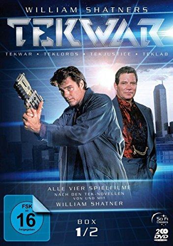 Box 1/2: Alle vier Spielfilme (2 DVDs)