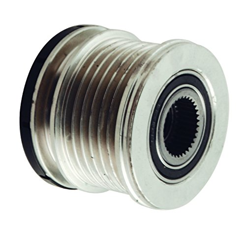Rareelectrical NEW CLUTCH PULLEY COMPATIBLE WITH MERCEDES EUROPE A0121544602 F-00M-991-125 OAP7057 F-233197.02 F-559320 6111550515 5393 5117587AA 012-154-20-02 013-154-08-02 012-154-48-02 0131541102