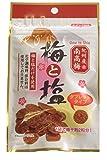 味覚庵 紀州産乾燥ねり梅 梅と塩 平袋 7g