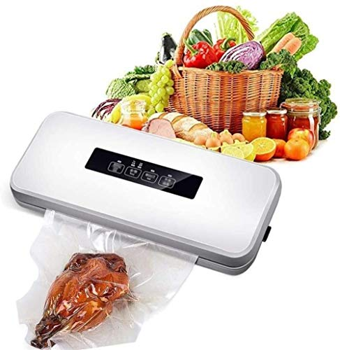 Sellado al vacío para casa y cocina, máquina de sellado al vacío automática para máquina de sellado al vacío de alimentos secos y húmedos SYS