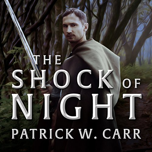 The Shock of Night audiobook cover art