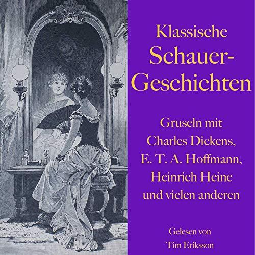 Klassische Schauergeschichten Titelbild