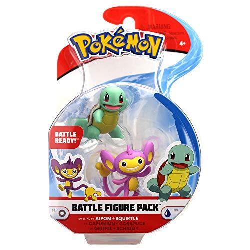Bizak-63227221 Pokémon Figuras, color surtido (63227221)