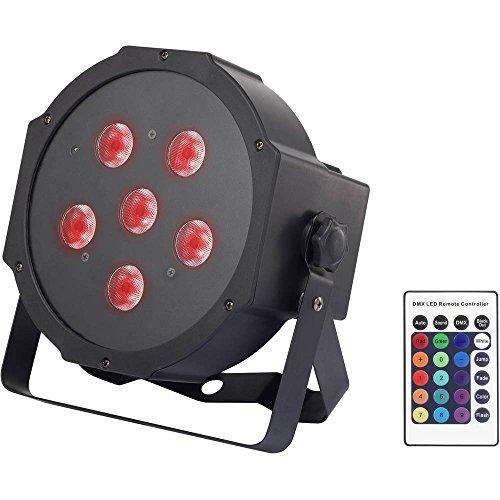 LED-PAR-Scheinwerfer Renkforce Powerpar 1418269 Leistung: 48 W Multi-Color