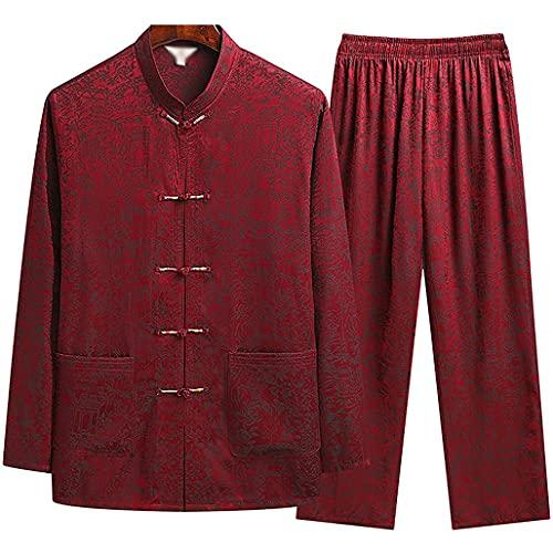 Kung Fu Kleidung Herren Tang Anzug...