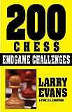 200 Chess Endgame Challenges-Evans, Larry