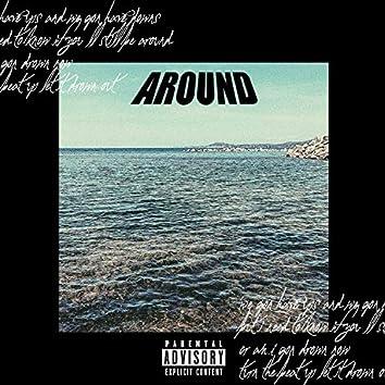 Around (feat. Steve Spiffler & Zair Williams)
