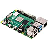 Raspberry Pi 4 Model B 4GB Quad Core 64 Bit Cortex-A72 4x USB WiFi Bluetooth 5 (4GB)