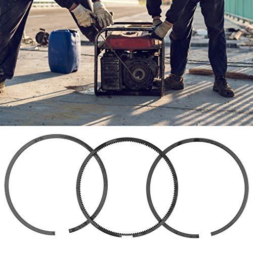 Voluxe Anillo de pistón de aleación con combinación de anillo de pistón anticorrosión para la industria para pistones de generador diésel refrigerados por aire para mecánica de automatización