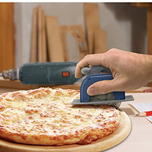 Fred PIZZA BOSS 3000 Circular Saw Pizza Wheel