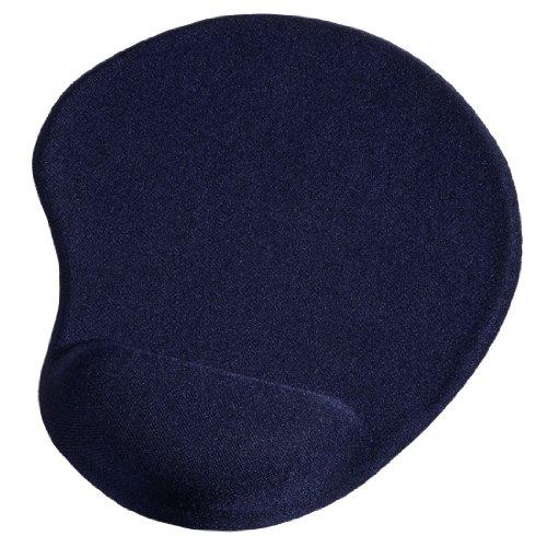 Hama Ergonomic Mini Mauspad blau