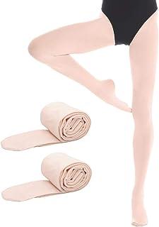 Bezioner Medias de Ballet Para Niños y Adultos
