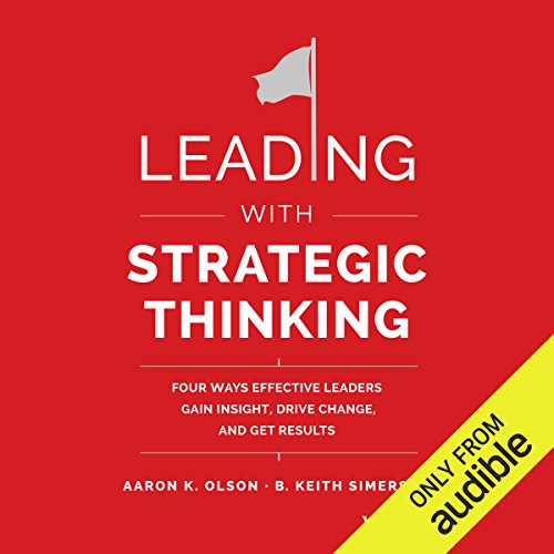 Leading with Strategic Thinking Titelbild