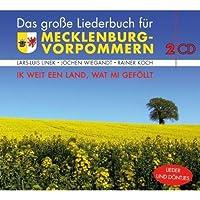 Das Grosse Liederbuch Fur Mecklenburg Vorpommern