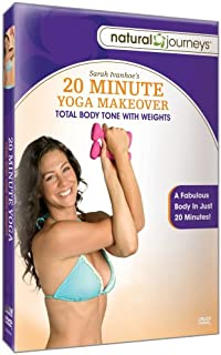 20 Minute Yoga Makeover: Total Body Tone with Weights