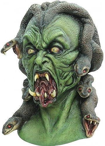 Mask Head & Neck Medusa