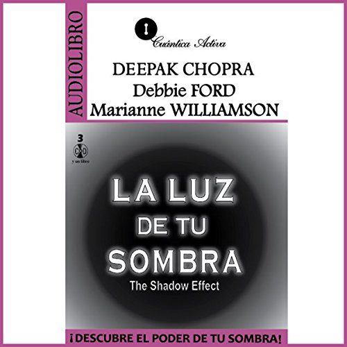 La Luz de tu Sombra [The Light of Your Shadow] audiobook cover art