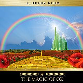 The Magic of Oz audiobook cover art