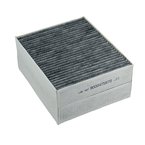 Aktivkohlefilter Kohlefilter Cleanair Dunstabzugshaube rechteckig für Umluftmodul 225x190mm Original Bosch Siemens 00678460 678460 Zubehör z.B. AA200110 CZ5170X1 DSZ5201 LZ56200 Z5170X1