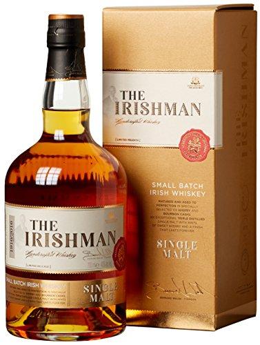 Walsh Whisky Distillery The Irishman Single Malt (1 x 0.7 l)