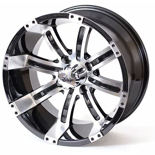 JEGS Golf RIM14-MB-31 14x7 JEGS Charger Wheel