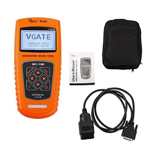 VS450 OBDII EOBD Auto Scanner Diagnostic Tool Code...
